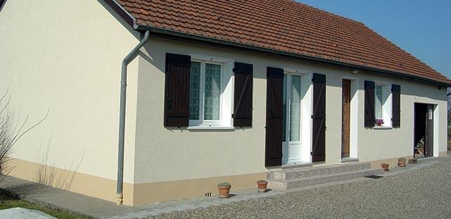 ravalement facade clermont-ferrand 63