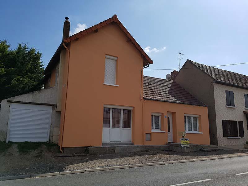 renovation facade clermont-ferrand