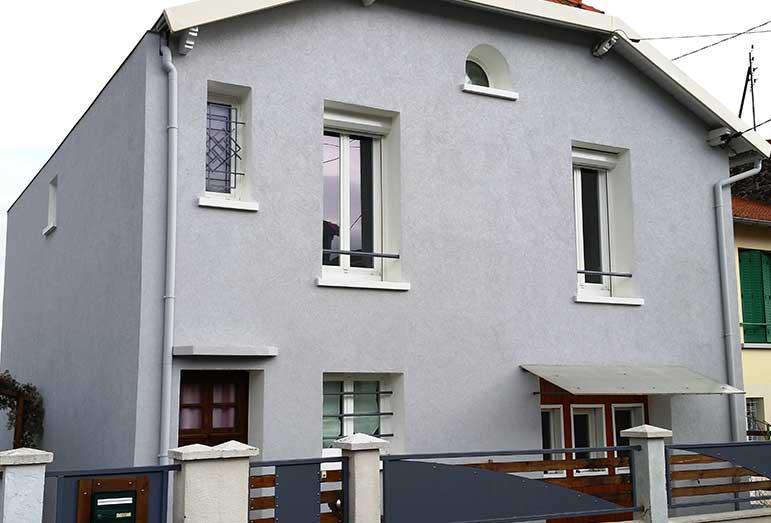 isolation extérieure façades Roanne (42)