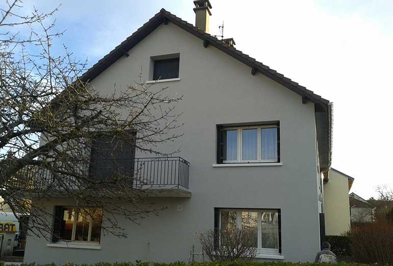 isolation extérieure façades Clermont-Ferrand (63)