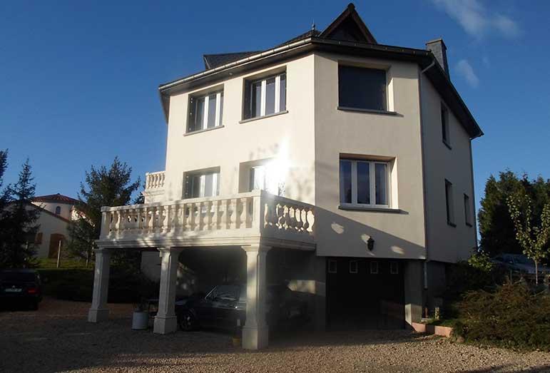 isolation par l'extérieur façades Vichy (03)