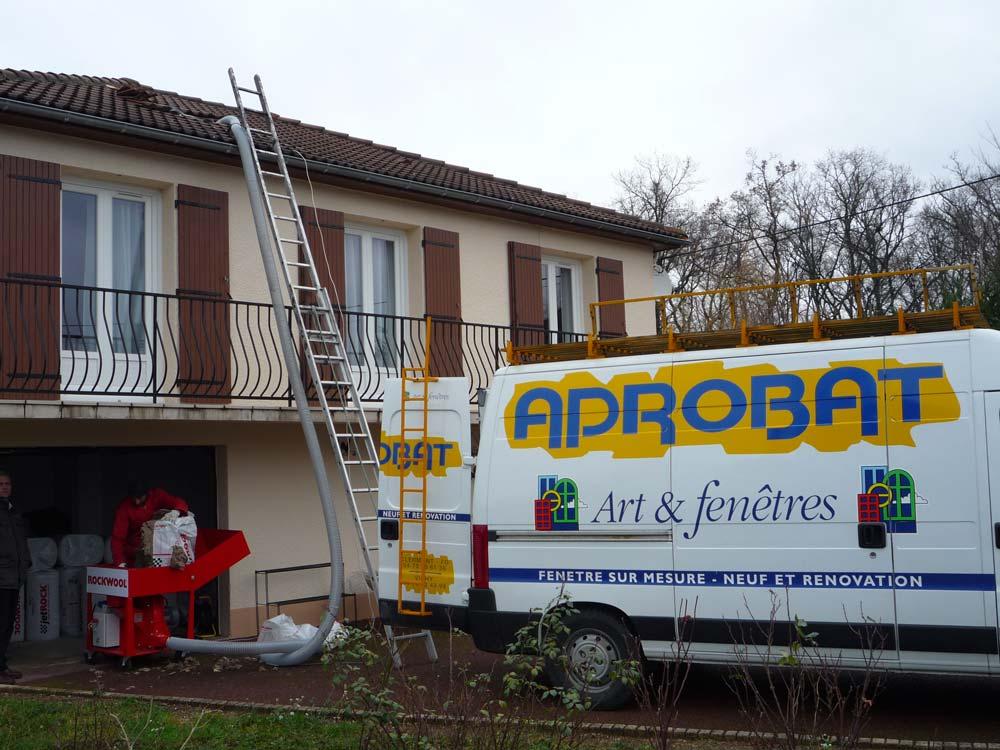 isolation extérieure Clermont-Ferrand 63