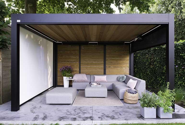 Pergolas bioclimatique design clermont-ferrand 63